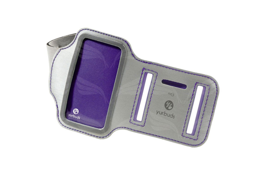 Yurbuds telefono laikiklis / Armband iPhone 5/5S Silver (for Women)