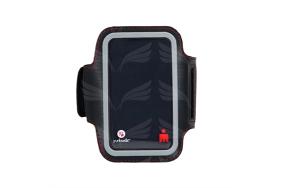 Yurbuds telefono laikiklis / Armband iPhone 5/5S Black