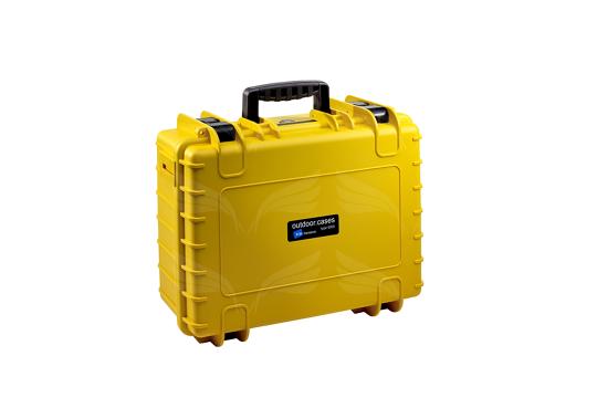 B&W type 5000 Yellow