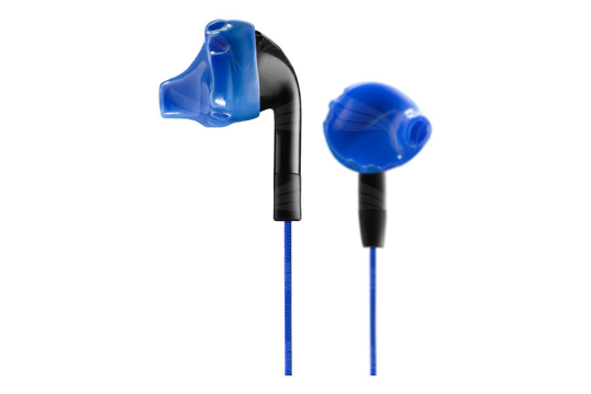 Yurbuds Inspire Duro with colth cord Kevlar (blue/black)