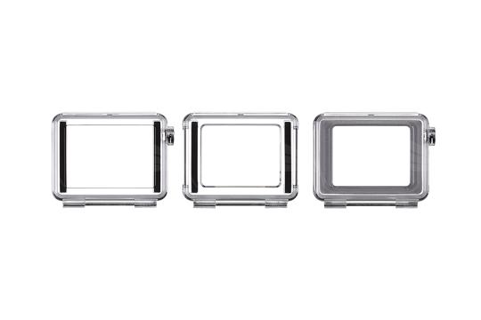 GoPro galinės durelės / BacPac Backdoor Kit for Standard Housing