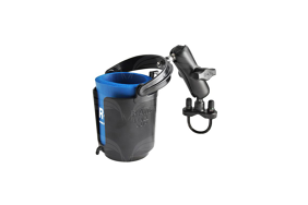 RAM Level Cup 16oz Drink Holder with Handlebar U-Bolt Base / B Size / RAM-B-132-1RU