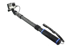 PolarPro PowerPole lazda su baterijomis / Battery Pole