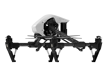 DJI Inspire 1 Aircraft (excludes Remote Controller, Camera, Battery and Battery Charger) / Part 58