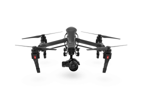 DJI Inspire 1 PRO Black Edition orlaivis
