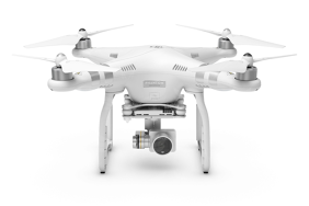 DJI P3 Aircraf (excludes Remote Controller & Battery Charger) (Adv) / Part 111