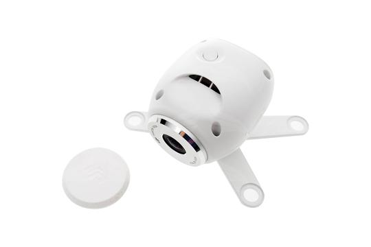 DJI P2V kamera / Camera Unit (incl. Camera, OSD Module, Wi-Fi Module, Servo, Underside Damping Bracket) / Part 14