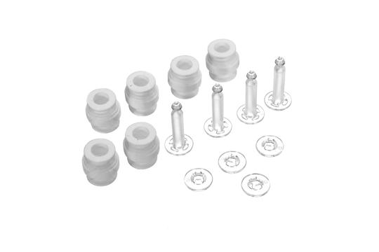 DJI P2V+ Damping Rubber & Drop Protection Kit / Part 7