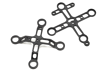 DJI H3-2D Vibration Absorbing plate (Maxon motor version) / Part 16