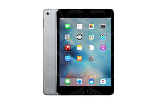 Apple iPad mini 4 - Sidabriė