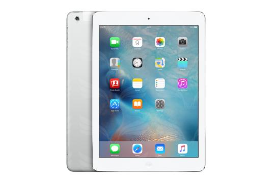 Apple iPad Air - Sidabrinė