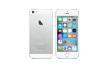 Apple iPhone 5S - Sidabrinė