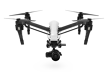 DJI Inspire 1 RAW orlaivis (with two Remote Controllers, lens and SSD)