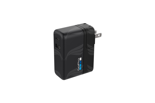 GoPro Spartusis Įkroviklis / Supercharger (international Dual-Port Charger)