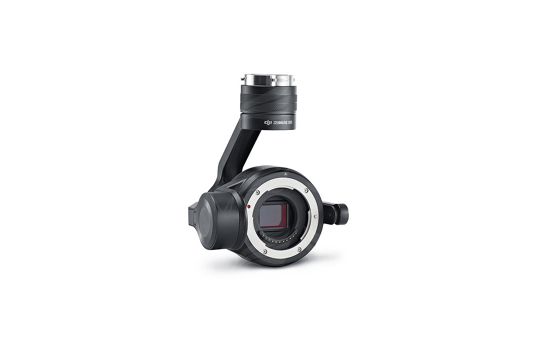 DJI Zenmuse X5S Stabilizatorius ir kamera (be objektyvo) / Gimbal and Camera (Lens Excluded)