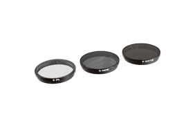 PolarPro Inspire 1 filtrai 3-Pack-UV, CP, ND8 / Filters