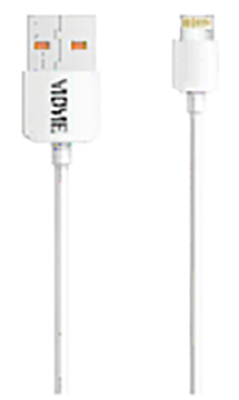 USB-Lightning laidas Vidvie