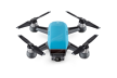 DJI Spark Sky Blue - Fly More Combo