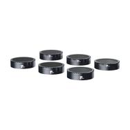 PolarPro standartiniai filtrai skirti DJI Mavic Air dronui (6-pack)
