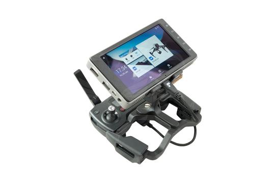 PolarPro laikiklis skirtas DJI CrystalSky - Mavic / Spark nuotolinio valdymo pultams