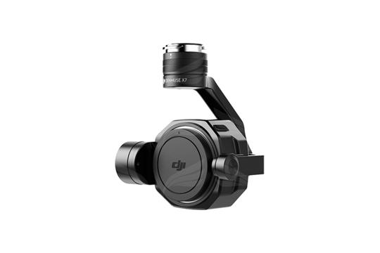 DJI Zenmuse X7 Kamera (be objektyvo) / Camera (lens excluded)