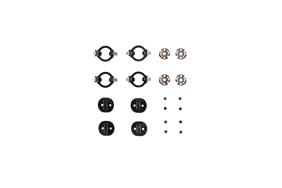 Inspire 2 NO.22 Propelerių tvirtinimo plokštės / Propeller Mounting Plate (2 pcs Right & 2 pcs Left)