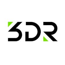 3DR dronai